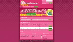 Läs om Piggybingos bonuskoder och andra erbjudanden!